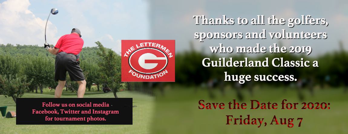Thank you to all who came together to make the 2019 Guilderland Classic a huge success.